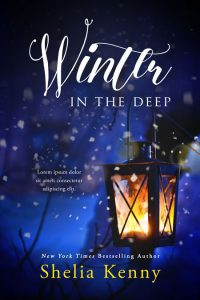 Winter In The Deep - Winter Premade Book Cover For Sale @ Beetiful Book Covers