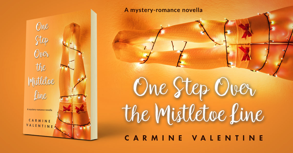 Showcase Spotlight: One Step Over the Mistletoe Line by Carmine Valentine