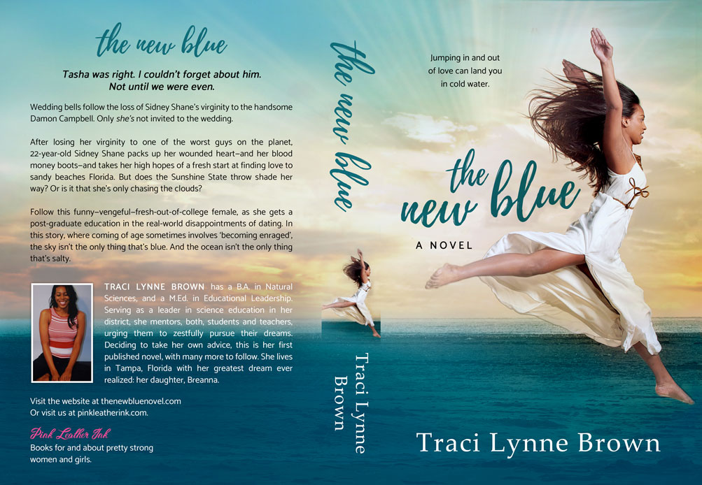 The New Blue by Traci Lynne Brown