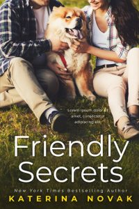 Friendly Secrets - Pet Romance Premade Book Cover For Sale @ Beetiful Book Covers