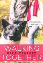Walking Together – Pet Romance Premade Book Cover For Sale @ Beetiful Book Covers