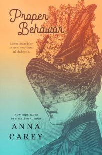 Proper Behavior - Historical / Victorian Premade Book Cover For Sale @ Beetiful Book Covers