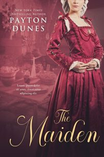 The Maiden - Historical Premade Book Cover For Sale @ Beetiful Book Covers