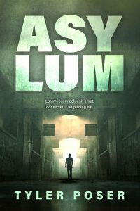 Asylum - Thriller Pre-made Book Cover For Sale @ Beetiful Book Covers