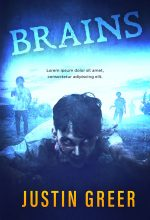 Brains – Horror Premade Book Cover For Sale @ Beetiful Book Covers