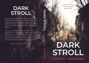 Dark Stroll - Mystery / Thriller Premade Book Cover For Sale @ Beetiful Book Covers