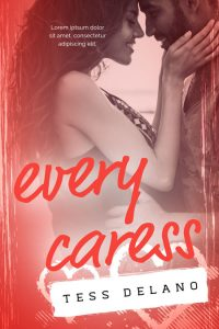 Every Caress - African-American Romance Premade Book Cover For Sale @ Beetiful Book Covers