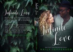 Infinite Love - Interracial Romance Premade Book Cover For Sale @ Beetiful Book Covers