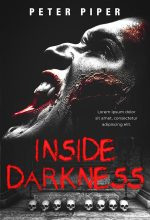 Inside Darkness – Horror Premade / Predesigned Book Cover For Sale @ Beetiful Book Covers