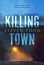 Killing Town – Mystery / Thriller Premade Book Cover For Sale @ Beetiful Book Covers
