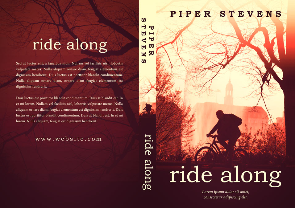 Ride Along - Mystery Premade / Predesigned Book Cover For Sale @ Beetiful Book Covers