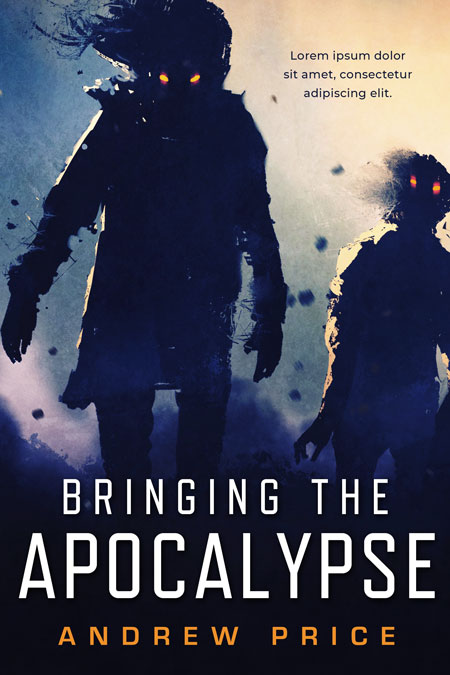 Series: Apocalypse - Science-Fiction Series Premade Book Covers For Sale
