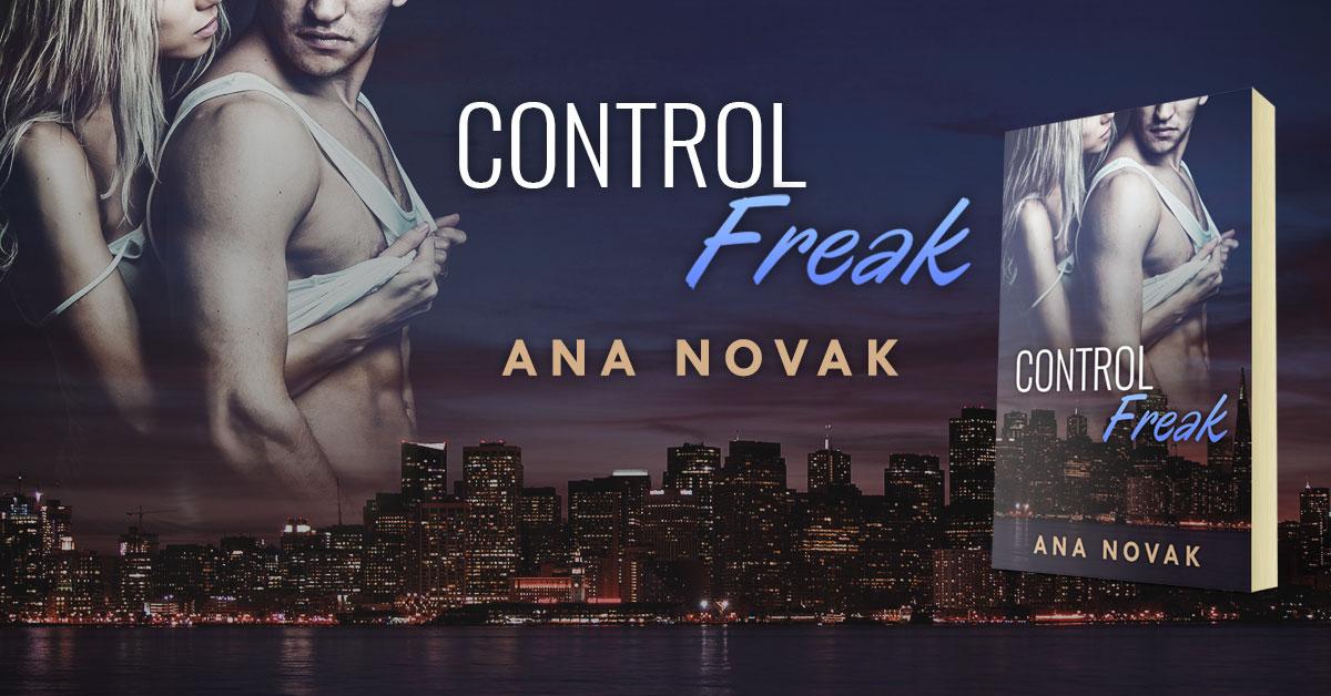 Showcase Spotlight: Control Freak by Ana Novak