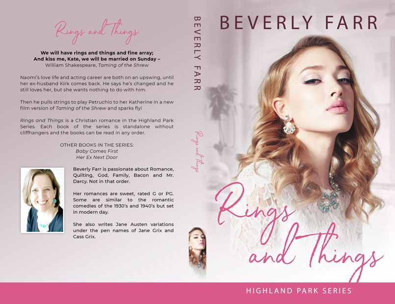 Rings and Things by Beverly Farr
