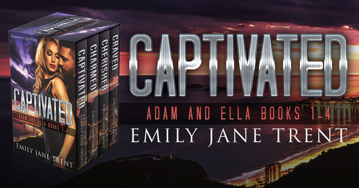 Showcase Spotlight: Captivated by Emily Jane Trent