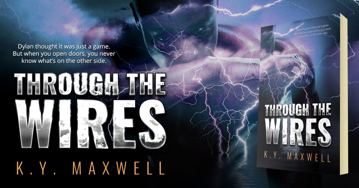 Showcase Spotlight: Through the Wires by K.Y. Maxwell