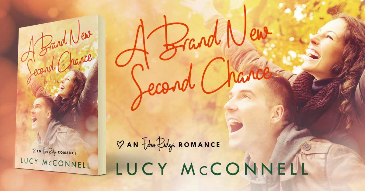 Showcase Spotlight: A Brand New Second Chance by Lucy McConnell