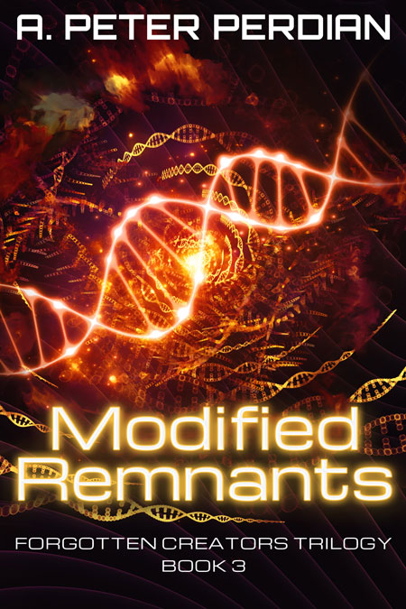 Modified Remnants by A. Peter Perdian