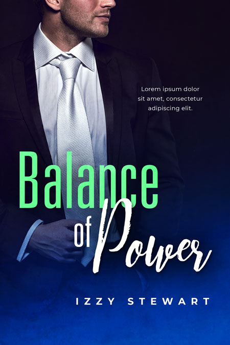 Balance of Power - Romance Premade Book Cover For Sale @ Beetiful Book Covers