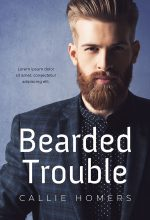 Bearded Trouble – Romance Premade Book Cover For Sale @ Beetiful Book Covers