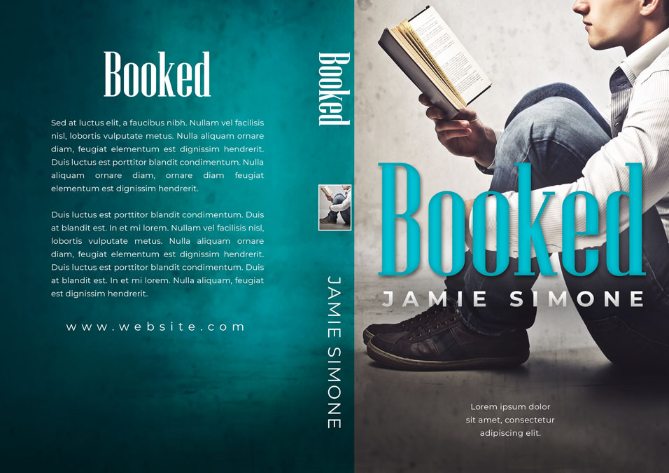 Booked - Romance Premade Book Cover For Sale @ Beetiful Book Covers