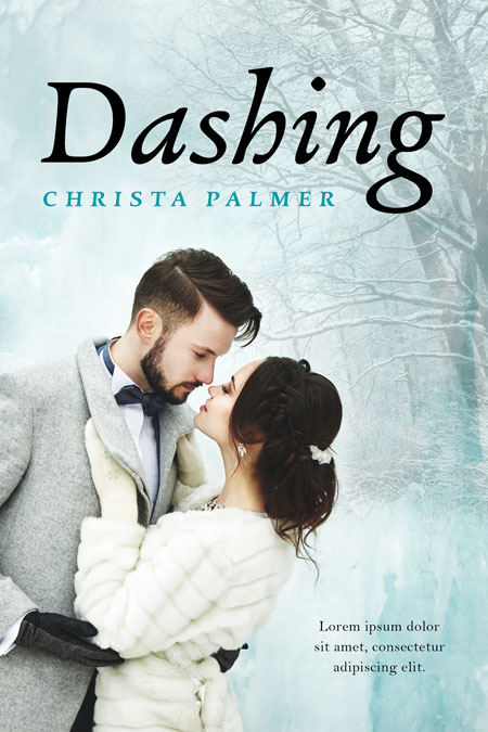 Dashing - Romance Premade Book Cover For Sale @ Beetiful Book Covers
