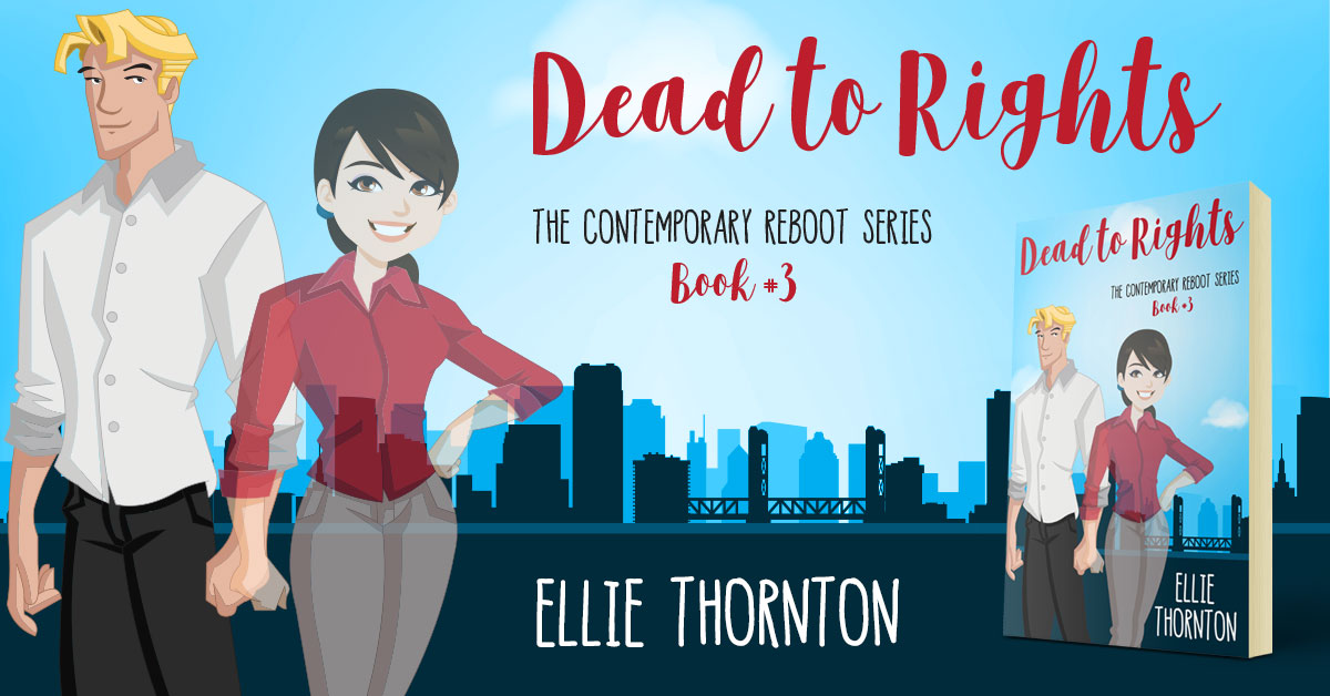 Showcase Spotlight: Dead to Rights by Ellie Thornton