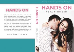 Hands On - Contemporary Romance Premade Book Cover For Sale @ Beetiful Book Covers