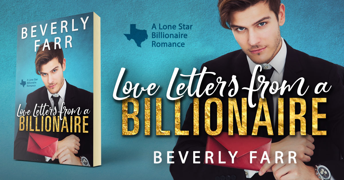 Showcase Spotlight: Love Letters From a Billionaire by Beverly Farr
