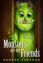 Monsters are my Friends – Children's / Juvenile Fiction Premade / Predesigned Book Cover For Sale @ Beetiful Book Covers