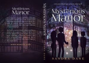 Mysterious Manor - Children's / Juvenile Fiction Premade / Predesigned Book Cover For Sale @ Beetiful Book Covers