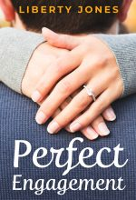 Perfect Engagement – Contemporary Raomance Premade Book Cover For Sale @ Beetiful Book Covers
