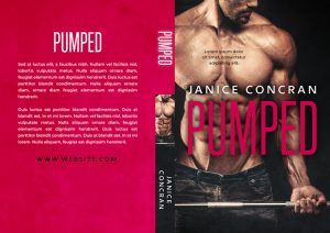 Pumped - Steamy Romance Premade Book Cover For Sale @ Beetiful Book Covers
