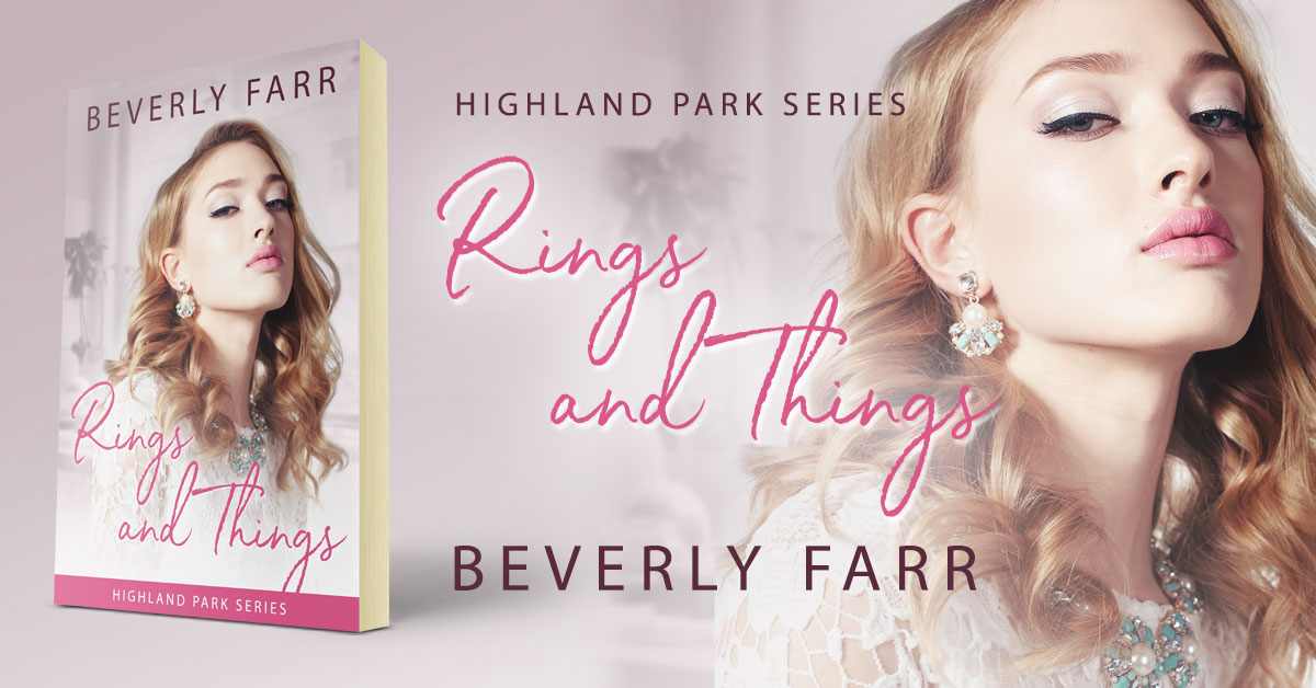 Showcase Spotlight: Rings and Things by Beverly Farr