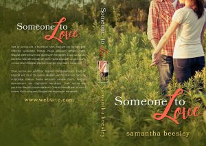 Someone To Love - Contemporary Raomance Premade Book Cover For Sale @ Beetiful Book Covers