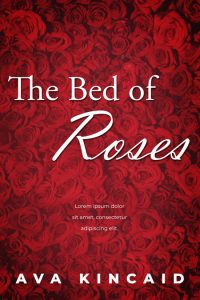 The Bed of Roses - Women's Fiction / Romance Premade Book Cover For Sale @ Beetiful Book Covers