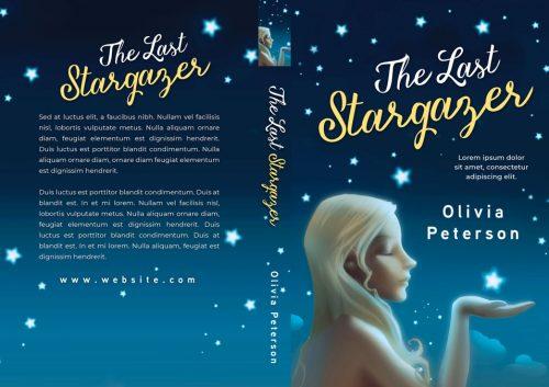 The Last Stargazer - Children's / Juvenile Fiction Premade / Predesigned Book Cover For Sale @ Beetiful Book Covers