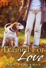 Trained For Love – Pet Romance Premade Book Cover For Sale @ Beetiful Book Covers