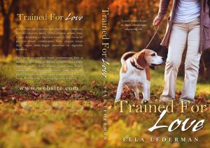 Trained For Love - Pet Romance Premade Book Cover For Sale @ Beetiful Book Covers