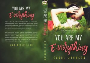 You Are My Everything - Contemporary Raomance Premade Book Cover For Sale @ Beetiful Book Covers