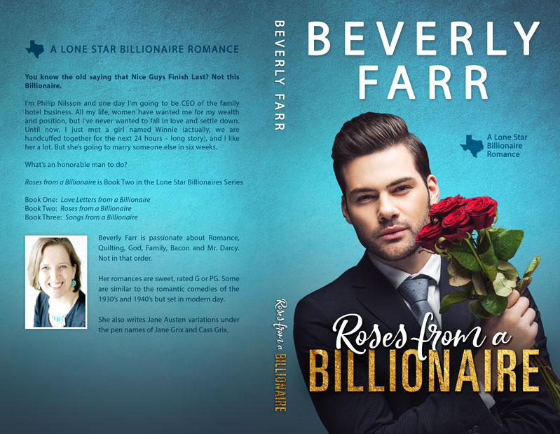 Roses from a Billionaire by Beverly Farr
