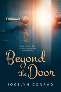 Beyond the Door - Mystery Premade Book Cover For Sale @ Beetiful Book Covers