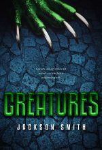 Creatures – Fantasy / Horror Premade Book Cover For Sale @ Beetiful Book Covers