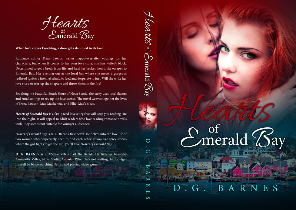 Hearts of Emerald Bay by D.G. Barnes