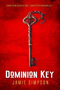 Dominion Key - Fantasy Premade Book Cover For Sale @ Beetiful Book Covers