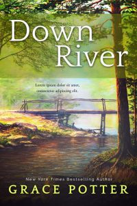 Down River - Women's Fiction Fiction Premade Book Cover For Sale @ Beetiful Book Covers