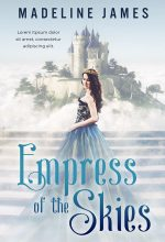 Empress of the Skies – Fantasy Premade Book Cover For Sale @ Beetiful Book Covers