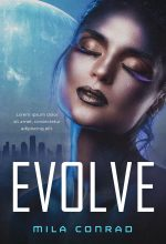 Evolve – Science Fiction Premade Book Cover For Sale @ Beetiful Book Covers