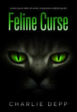 Feline Curse – Horror Premade Book Cover For Sale @ Beetiful Book Covers