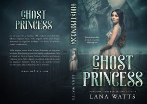 Ghost Princess - Young Adult Fantasy Premade Book Cover For Sale @ Beetiful Book Covers